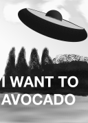 I WANT TO AVACARDO grey